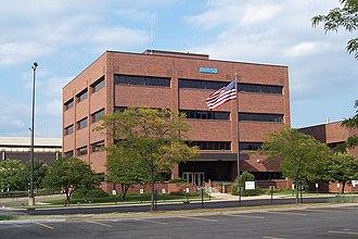 Milwaukee Metropolitan Sewerage District - Main Headquarters