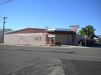 Hawthorne, Nevada - Image: Mineral County Museum (Hawthorne, Nevada) 001