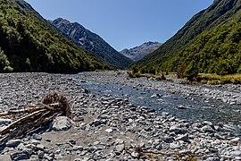 Mingha River, Canterbury, New Zealand 15.jpg