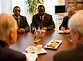 Minister of State for Africa meets Kenyan Prime Minister (4647222390).jpg