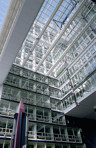 Ministry of Housing, Spatial Planning and the Environment (Netherlands) - Ministry building