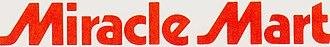 Miracle Mart (Canada) - Image: Miracle Mart logo