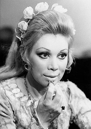 Mirella Freni - Mirella Freni in 1970