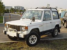 Px Mitsubishi Pajero Lf on 1986 Dodge Raider