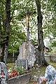Mitterbach - Friedhofskreuz.JPG