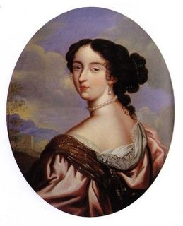 Françoise dAubigné, Marquise de Maintenon Royal consort of France