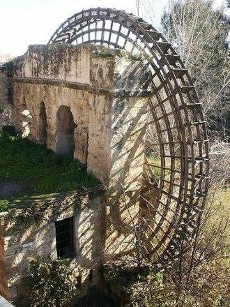 Mills of the Guadalquivir - Molino de la Albolafia