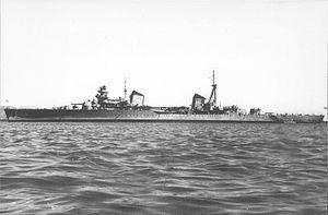 Soviet cruiser Molotov - Image: Molotov 1