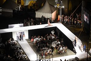 Feeric Fashion Week - Moment in Feeric Gala