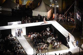 Feeric Fashion Week - Moment in Feeric Gala