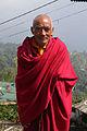 Monk, Rumtek Monastery (8064691655).jpg