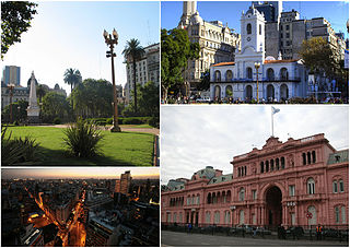 Monserrat, Buenos Aires Barrio in Buenos Aires, Argentina