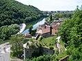 Montée à la citadelle (Besançon).JPG