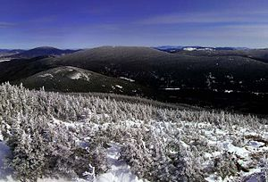 Mount Gosford - View from the summit.