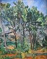 Montagne Sainte-Victoire et viaduc du côté de Valcros, par Paul Cézanne, Yorck.jpg