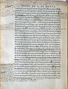 Que Filosofar Es Aprender A Morir Montaigne's Essays - image 3