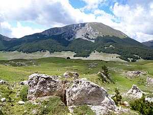 Apennine Mountains - Wikipedia