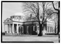 Monticello, State Route 53 vicinity, Charlottesville, Charlottesville, VA HABS VA,2-CHAR.V,1-6.tif