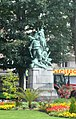 Monument Aux Enfants de Dieppe Eugène Benet place des Martyrs de la Résistance Dieppe.JPG