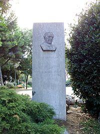 Monument a Ferran Casablancas - Vista anterior.JPG