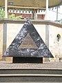 """Monumento a uma """"Incofidente mineira"""" nascida na cidade - panoramio.jpg"""