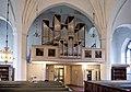 Mora kyrka Organ balcony.jpg