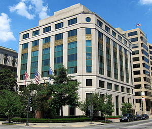 Laborers' International Union of North America - LIUNA's headquarters is in the Moreschi Building in downtown Washington, D.C.