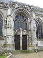 Mortagne-au-Perche - Église Notre-Dame - Façade Nord - 1.JPG