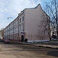 Moscow, Gorokhovsky 10 Mar 2009 02.JPG