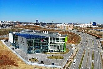 Skolkovo Innovation Center - Moscow International Medical Cluster
