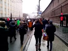 Файл:Moscow march for Nemtsov, 1 March 2015 (5).webm