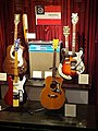Mosrite Guitars - Buck Owens, Ronnie Session, Rose Lee, Joe Maphis, and combo amplifier - Country Music Hall of Fame and Museum (2014-05-04 10.16.54 by Logan Molen) clip1.jpg