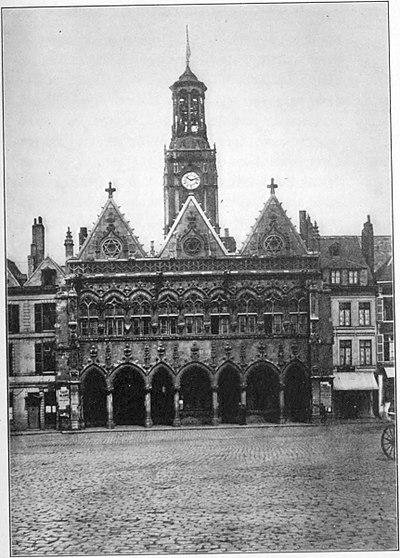 Hotel St Quentin En Tourmont