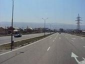 Motorway in Makhachkala - Dagestan.JPG