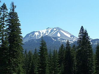 Eastern California - Mount Lassen