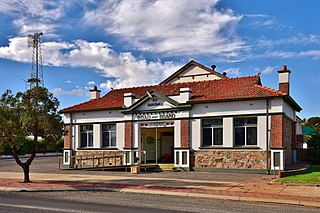 Shire of Mount Marshall Local government area in Western Australia