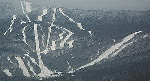 Sugarbush Resort - Image: Mt Ellen, Sugarbush