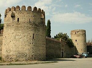 Mukhrani - The castle of Mukhrani