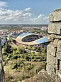 Municipal Stadium of Leiria from the top of the Tower.jpg