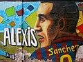 Mural en homenaje a Alexis Sánchez, en el Estadio Municipal de Tocopilla..jpg