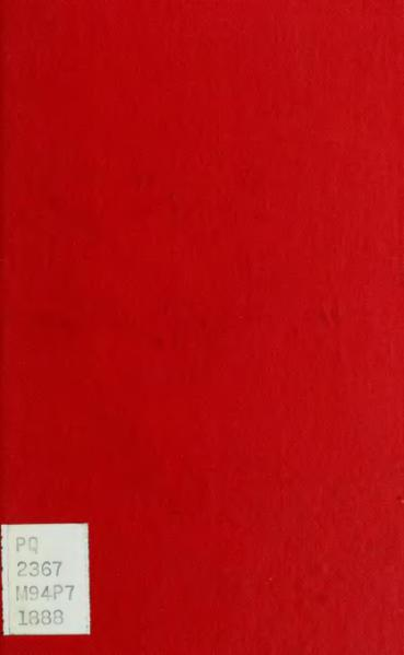 File:Murger - Propos de ville et propos de théâtre, 1888.djvu