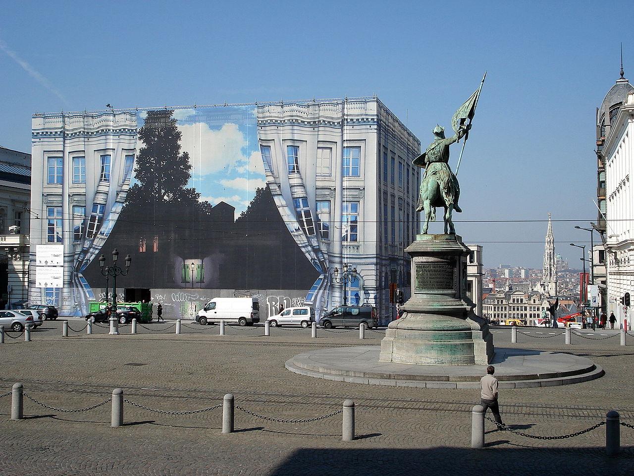 勒内·马格利特2017④比利时画家René?Magritte?(Belgian,?1898–1967) - 文铮 - 柳州文铮