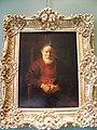 Musée de l'Ermitage - Rembrandt van Rijn - Portrait of an Old Man in Red (entre 1652 et 1654).jpg