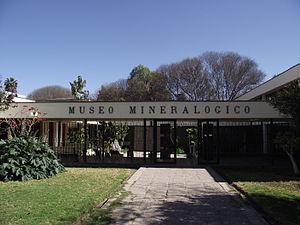Copiapó - Copiapó Mineralogic Museum
