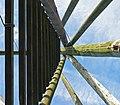 Museumshafen - Historischer Holzkrahn (Nachbau des 1726 errichteten Originals) - panoramio.jpg