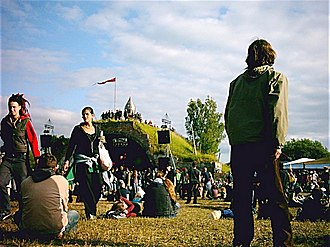 Fusion Festival - Image: Musikfestival Fusion Festival 2004