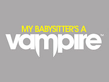 Description de l'image My Babysitters a Vampire Logo.jpg.