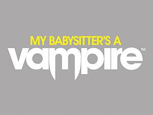 My Babysitter's a Vampire (TV series) - Title card