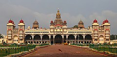 Mysore Palace Morning.jpg