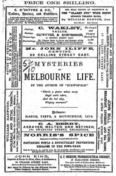 File:Mysteries of Melbourne Life.djvu